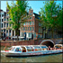 Amsterdam Canal Bus Hop-on Hop-off  Pass & Combo Special with Ajax Experience