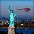 Panoramic New York Helicopter Flight