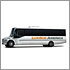Shared Shuttle Transfer between<strong> Los Angeles Hotels</strong> and<strong> San Diego Hotels</strong>