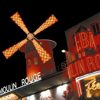 Ferie,The Moulin Rouge