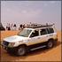 Sahara Tours: Pre-Saharan Dunes and Massa Nature Reserve Mini Safari with Lunch