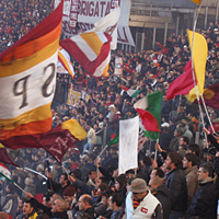AS Roma or SS Lazio Football Serie A Football (Soccer) Match