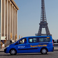 Shared Paris Charles de Gaulle Airport Transfer