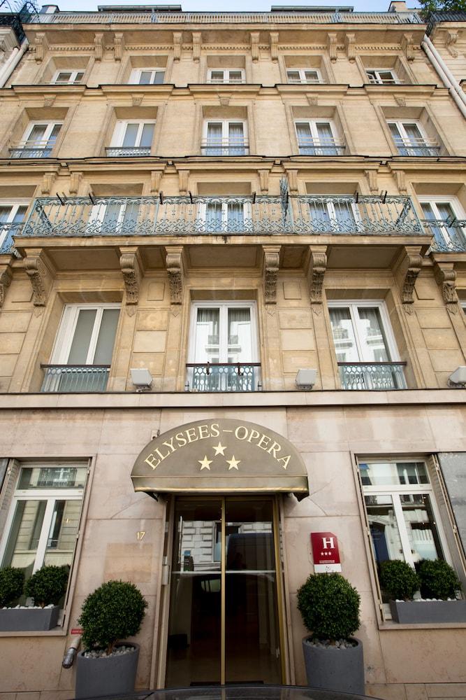 Hôtel Elysées-Opéra