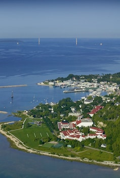 Mission Point Resort - Aerial View  - #0