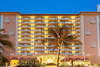 Ramada Plaza by Wyndham Marco Polo Beach Resort in Sunny Isles Beach, Florida