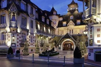 tarifs reservation hotels Hôtel Barrière Le Normandy Deauville