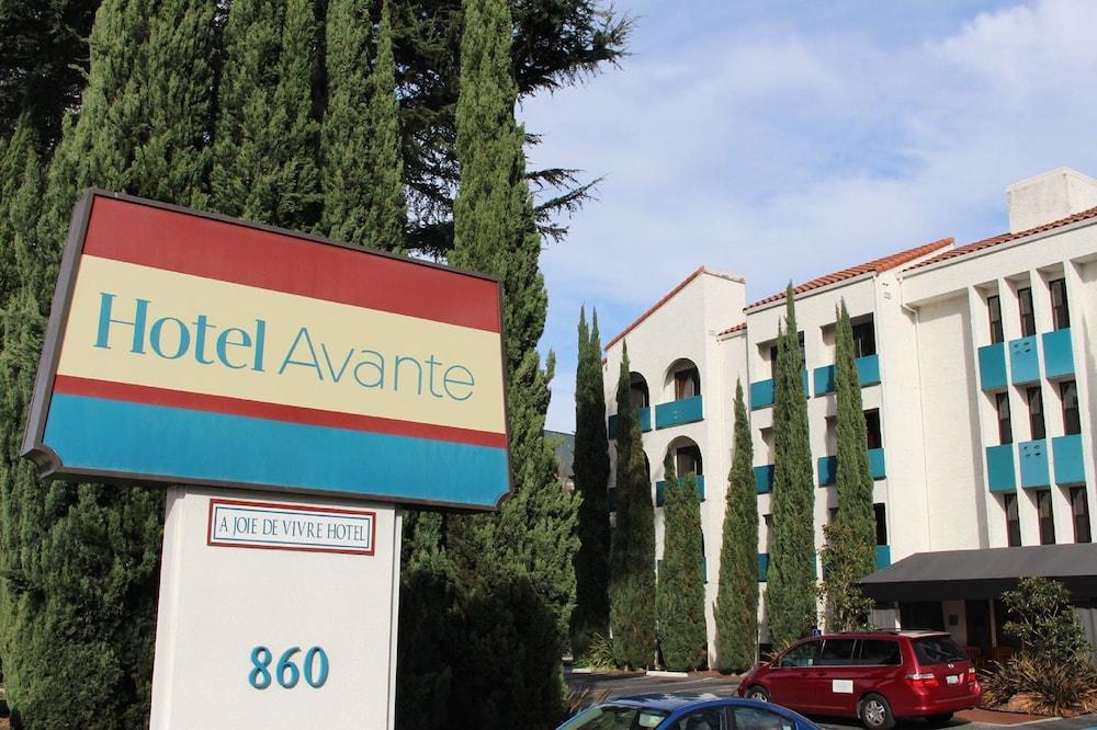 Hotel Avante Mountain View Ca