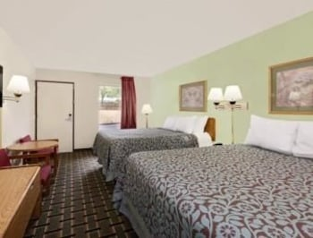 Hotel Gallarey Days Inn Cleveland