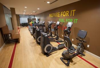 Sheraton Chapel Hill Hotel - Sports Facility  - #0