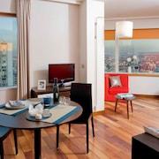 巴黎中心埃菲爾鐵塔阿達吉歐公寓
