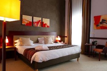 tarifs reservation hotels Couvent des Minimes