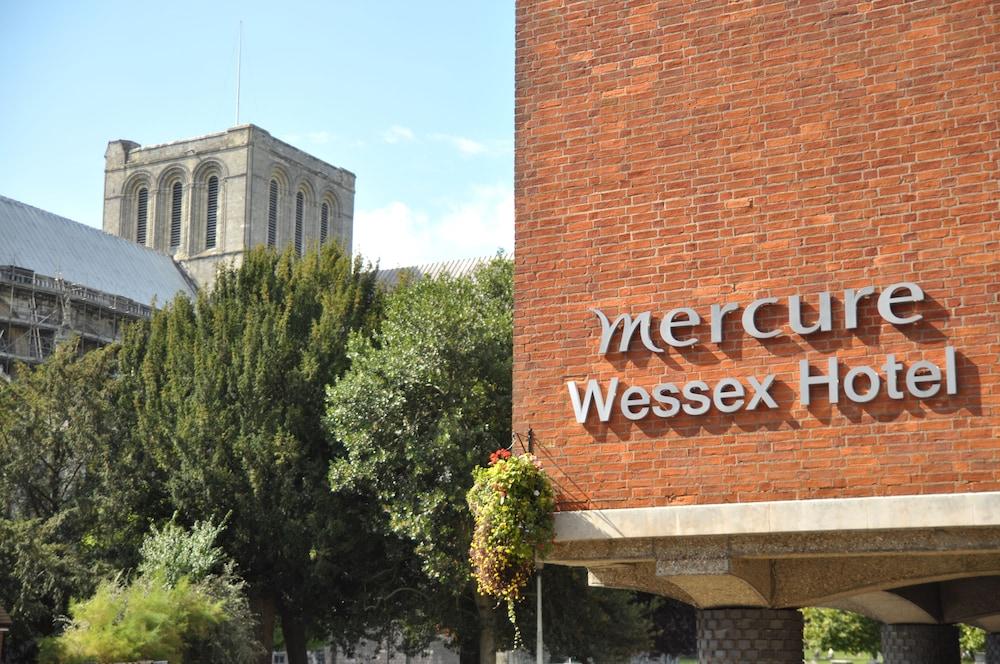 Mercure Wessex Winchester Hotel