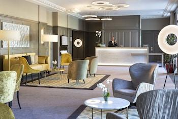 tarifs reservation hotels Hôtel Barrière Le Grand Hôtel Enghien-Les-Bains