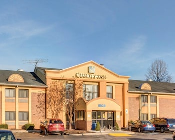 Quality Inn Near Ft. Meade in Jessup, Maryland