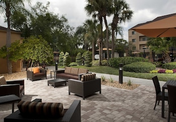 Courtyard by Marriott Tampa Westshore - Terrace/Patio  - #0