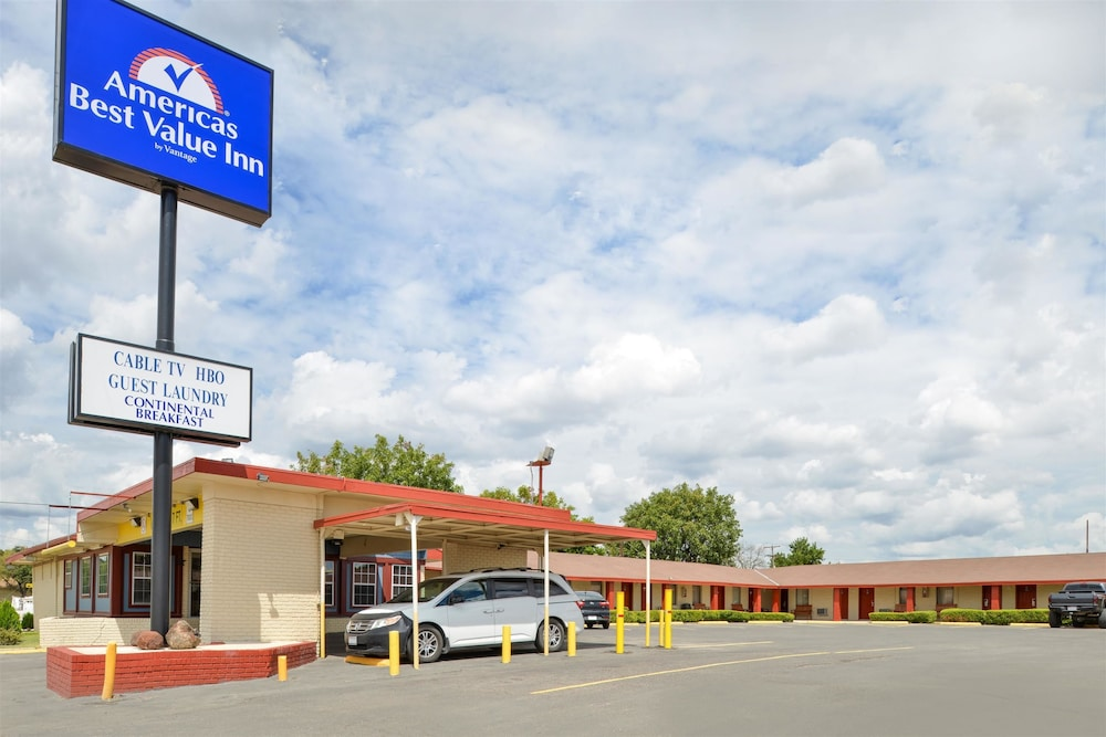 Americas Best Value Inn - Ozona