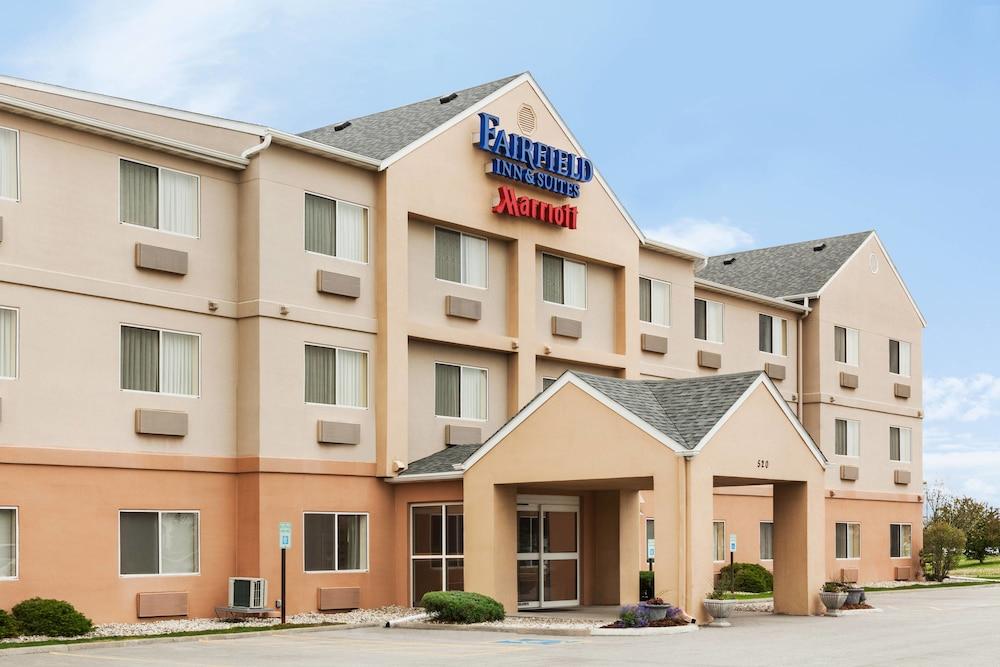 Fairfield Inn & Suites Omaha East/Council Bluffs, IA
