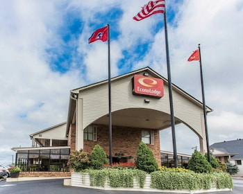Econo Lodge in Lebanon, Tennessee