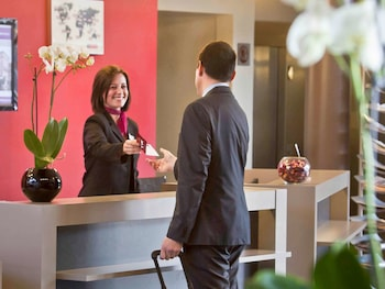 tarifs reservation hotels Mercure Tours Nord