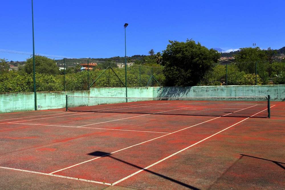 Tennis and Basketball Courts 63 of 85