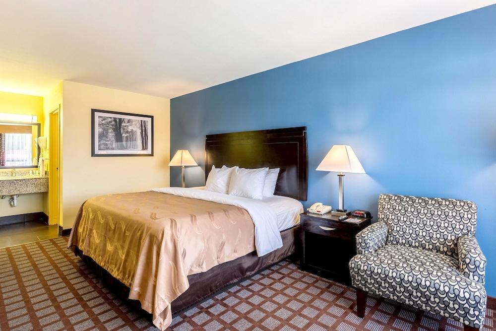 Quality Inn & Suites Baton Rouge West – Port Allen