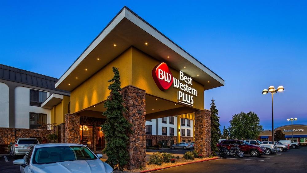Best Western Plus Olympic Inn