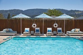 Photo for Calistoga Motor Lodge and Spa in Calistoga, California