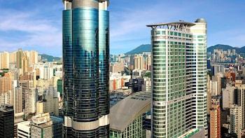 Langham Place Mongkok Hong Kon..