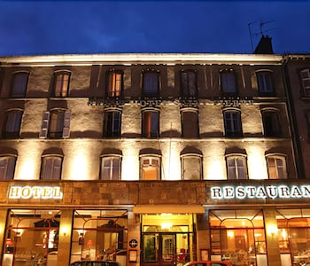 tarifs reservation hotels The Originals Boutique, Grand Hôtel Saint-Pierre, Aurillac (Qualys-Hotel)
