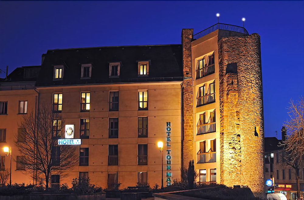The Originals Boutique, Hôtel de La Tour Maje, Rodez (Inter-Hotel)