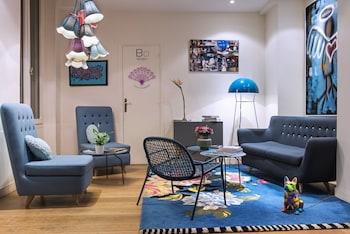 Paris: CityBreak no Hotel Villa Boheme desde 91,54€