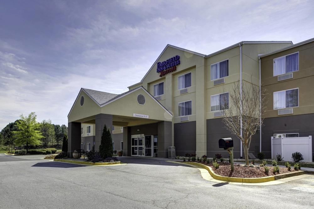Fairfield Inn By Marriott Suwanee