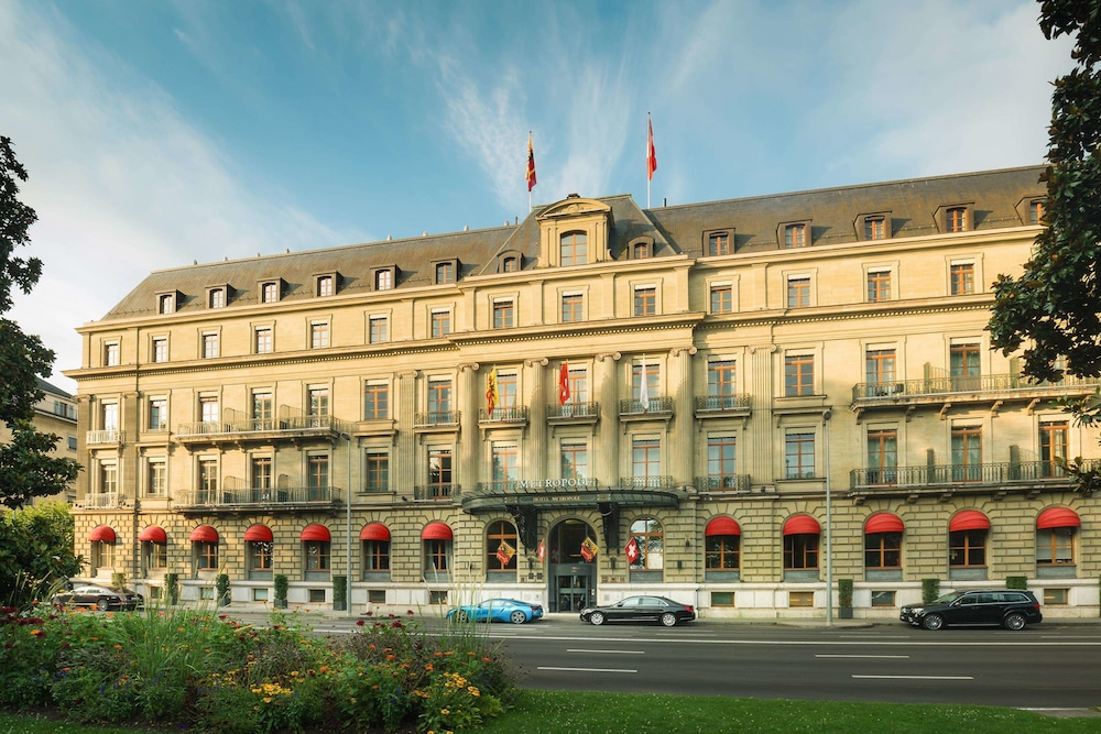 Hotel Metropole Geneve - Preferred Hotels & Resorts