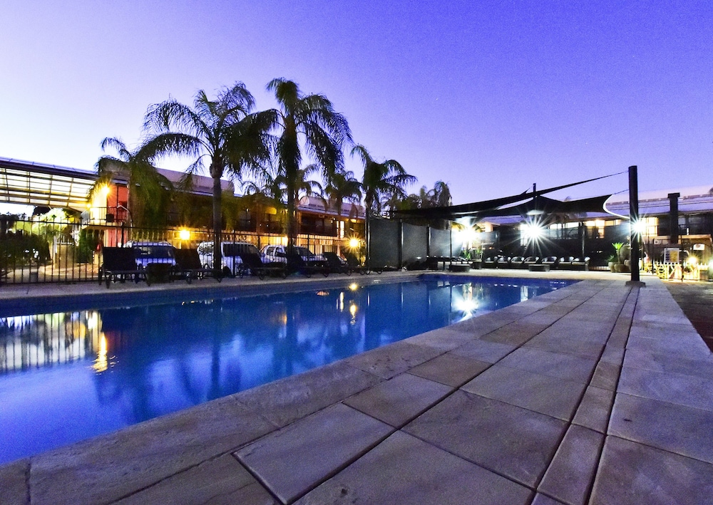 Diplomat Motel Alice Springs