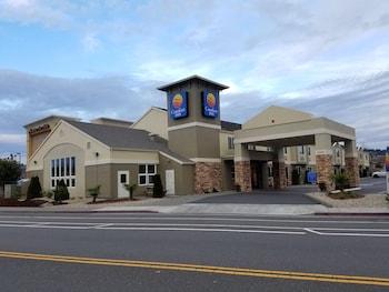 Comfort Inn Arcata-Humboldt Area - Hotel Front  - #0