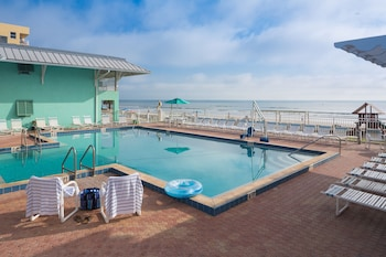 Coconut Palms Beach Resorts in New Smyrna Beach, Florida