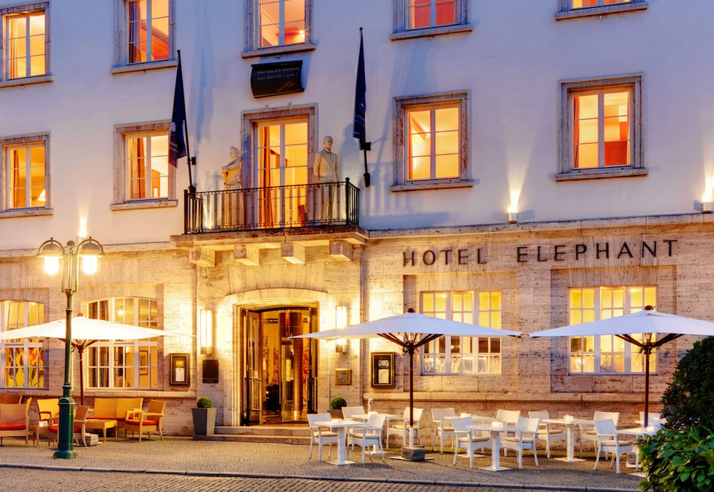 Hotel Elephant A Luxury Collection Weimar In Thuringia Germany Booking