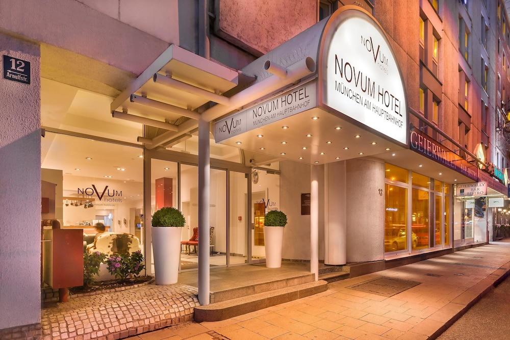 Novum Hotel München Am Hauptbahnhof