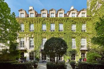 tarifs reservation hotels Pavillon de la Reine