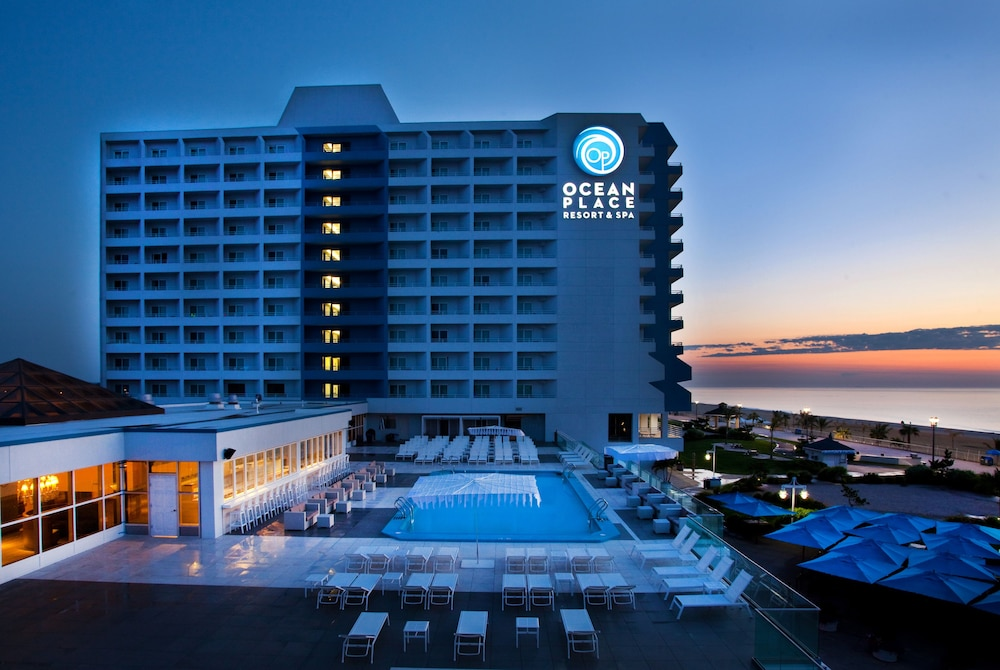 Ocean Place Resort And Spa