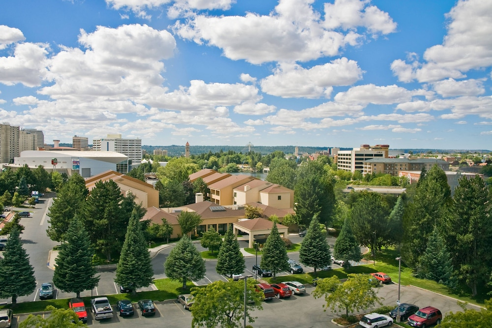 Courtyard by Marriott Spokane Downtown at the Convention Ctr