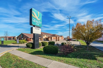 Quality Inn Carbondale in Carbondale, Illinois