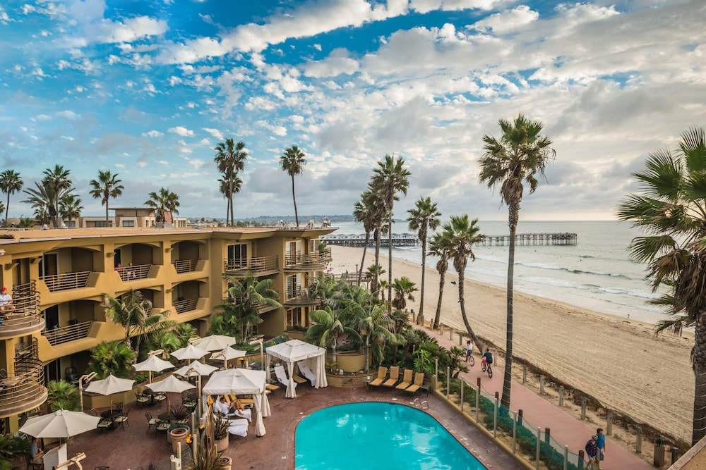 Pacific terrace hotel san diego ca 610 diamond 92109 for Hotels 92109