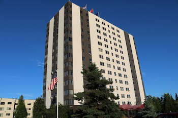 Inlet Tower Hotel And Suites in Anchorage, Alaska