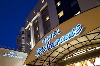 tarifs reservation hotels Hôtel l'Amirauté