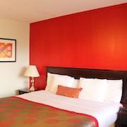 卡加利華美達高級飯店