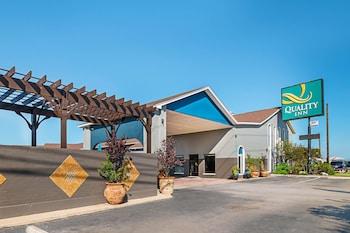 Quality Inn Near Lake Marble Falls