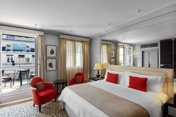 tarifs reservation hotels Prince de Galles, a Luxury Collection Hotel, Paris