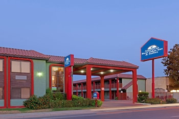 Americas Best Value Inn and Suites Bakersfield Central in Bakersfield, California